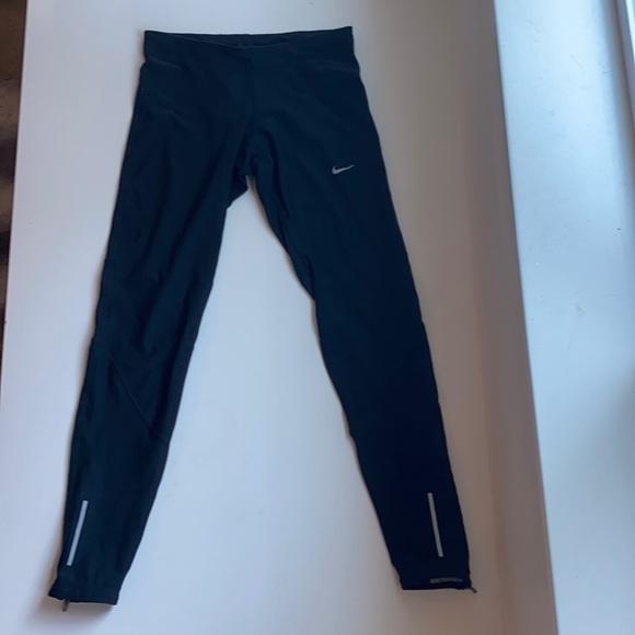 Nike running mesh dri fit leggings